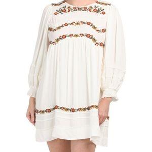 Free People Pasadena Mini Dress/Tunic